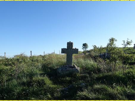 Le Chemin de Saint Guilhem #1 L'aligot de Vincent à Aumont-Aubrac