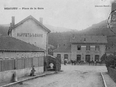 Chemin d'Assise de Beaujeu à Saint Cyr le Chatoux