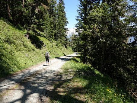 Une journée en montagne #2 ~ La Meigger Suön