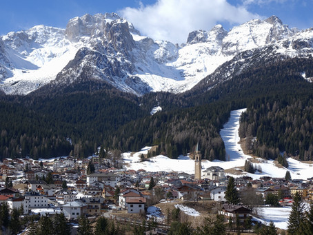 Dans le Val Comelico (Dolomiti di Cadore)