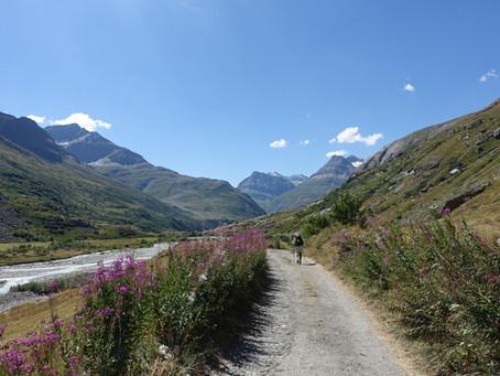 Un joli hameau en Haute Maurienne : l'Écot