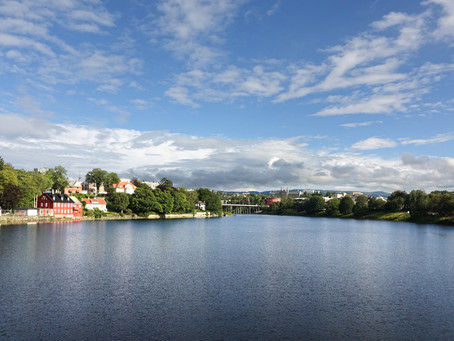 Trondheim et la Troppidrettsveka