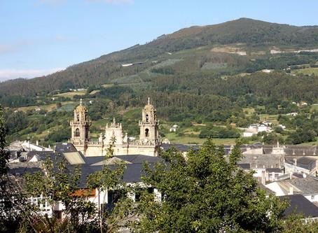 La cathédrale Nosa Señora do Carme de Mondoñedo