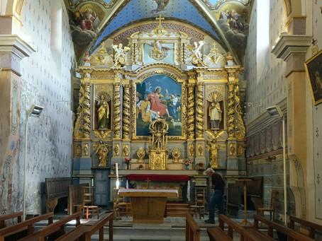 Sur les chemins du Baroque ~ En Maurienne Montaimont #2