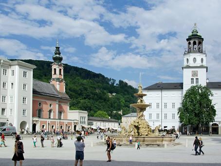 Haltes autrichiennes #7 Salzburg
