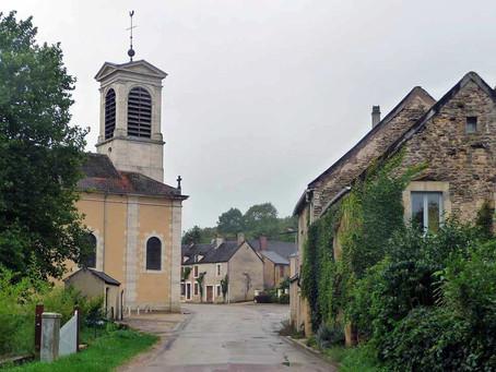 Chemin d'Assise de Sermizelles à Foissy-lès-Vézelay