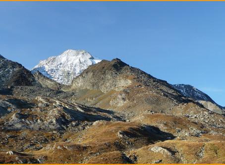 Le tour du Mont Pourri #2 Du refuge de Turia au refuge de La Martin