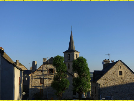 Le Chemin de Saint Guilhem #2 L'Aubrac de la foule