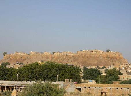 Jaisalmer la Ville Jaune #1