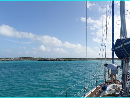 The Exumas ~ Hawksbill Cay
