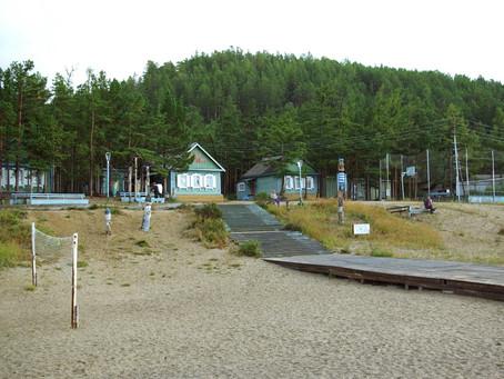 Au lac Baikal J02 Buktha Pestchanaya - Sagan-Zaba