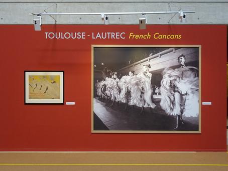 Toulouse-Lautrec ~ la Belle Époque à la Fondation Gianadda