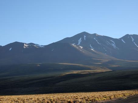 Atacama ~ Les Lagunas Miñiques et Miscanti
