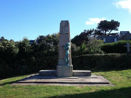 GR34 Sur la Côte de Granit Rose ~ J23 Île Grande → Lannion