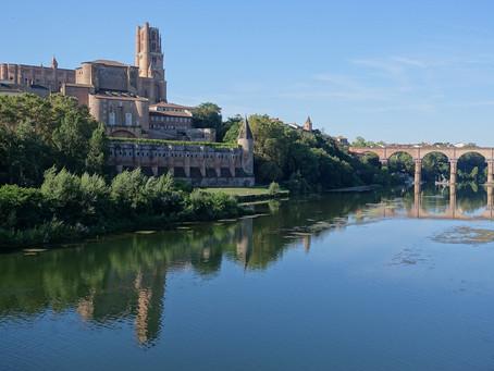 Albi - Le musée Toulouse-Lautrec