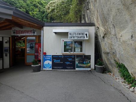 Le lac souterrain de Saint Léonard
