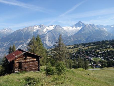 Une journée en montagne #1 ~ L'Alte Suön