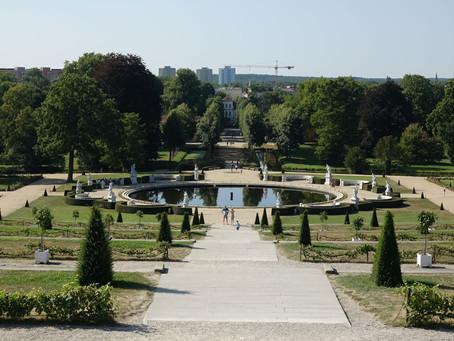 Potsdam #1 Le Château Sans-souci
