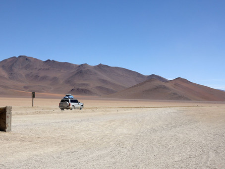 Atacama ~ Geysers et fumerolles à Sol de Mañana
