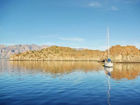 En mer de Cortés ~ De l'Isla Danzante à l'Isla Carmen