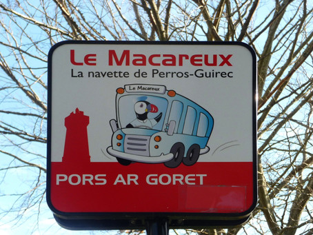 GR34 Sur la Côte du Goëlo - J21 Perros-Guirec → Trégastel