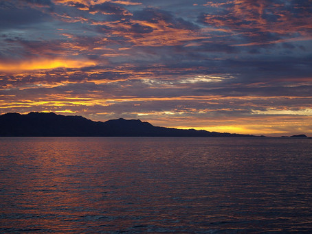 En mer de Cortés ~ De la Punta Nopolo à la Bahia Agua Verde
