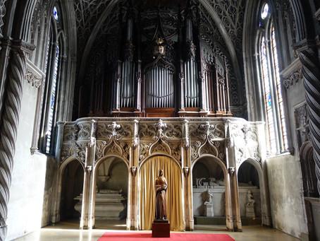 Une matinée bien particulière à l'abbaye d'Hautecombe #2