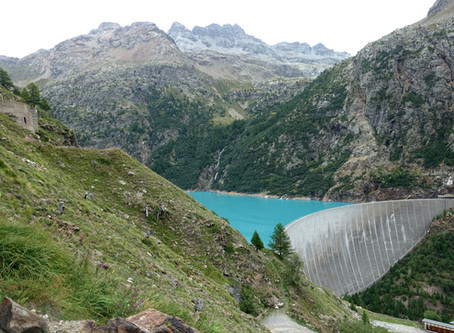 En Valpelline #2 Le Lac Long et le Lac Mort