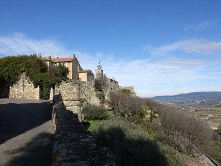 Ménerbes, un bijou de village provençal