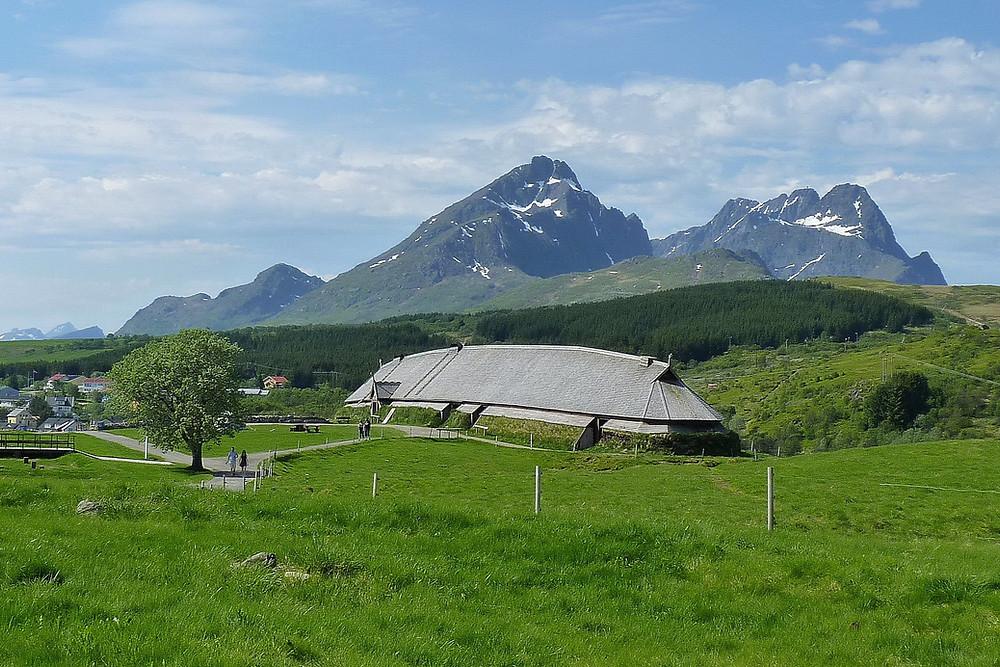 Le Lofotr Vikingmuseum