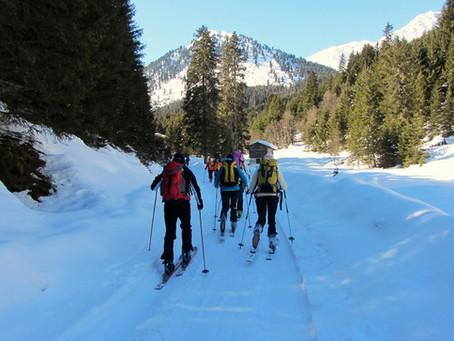 Les Alpes de Stubai ~ Windegg