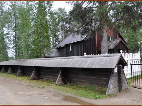 La Vanha Kirkko de Sodankylä