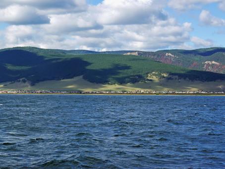 Au lac Baïkal J08 L'Angara au fil de l'eau