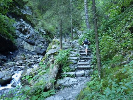 Sur la Deutsche Alpenstraße ~ Randonnée au Rübihorn