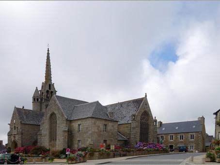 L'église de Ploumilliau dans le Trégor