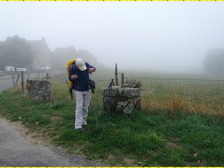 Tour de l'Aubrac #3 De Saint Laurent de Muret au refuge des Rajas
