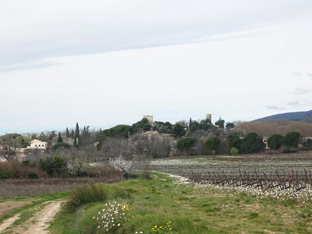 Cucuron, un petit village qui sent bon la Provence