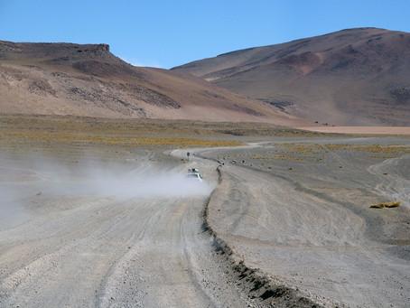 Atacama ~ Désert, lagunes, flamants, etc.