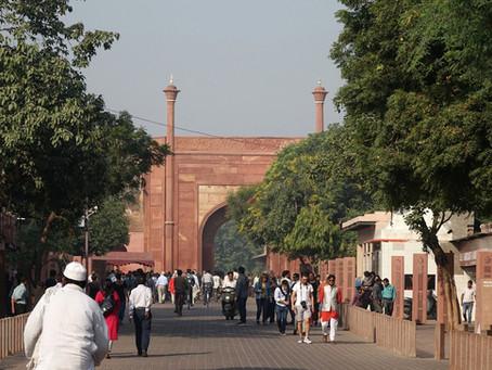 Agra ~ Le sublime Taj Mahal