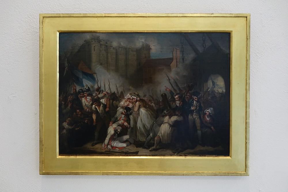 La Prise de la Bastille (Henri Singleton)