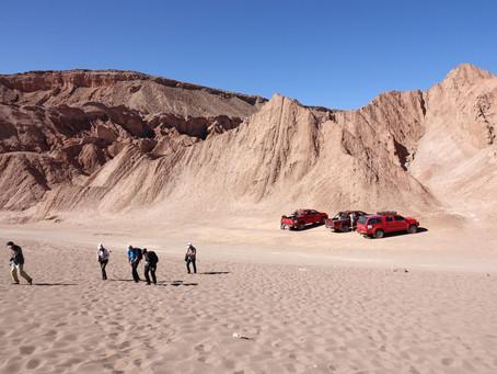 Atacama ~ La Valle de Marte