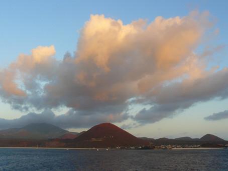 Atlantic Odissey ~ Ascension Island #1 Des volcans et des tortues