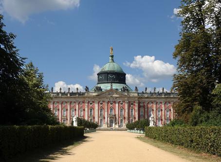 Potsdam #2 Dans le Parc de Sans-souci