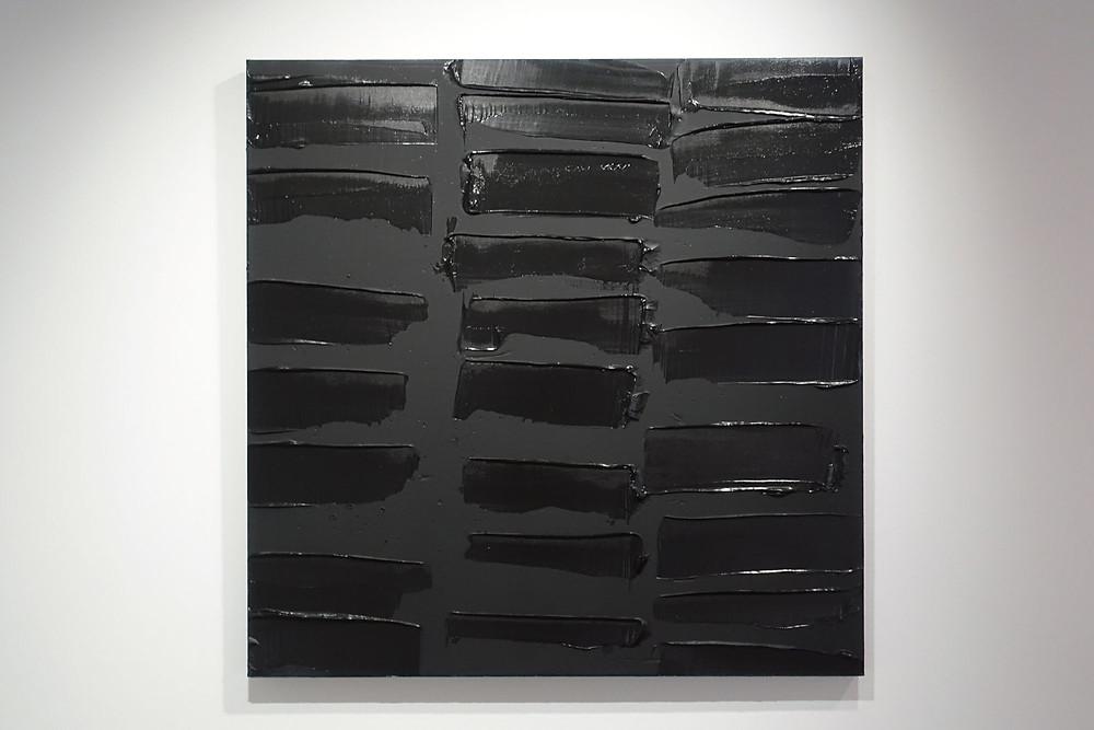 Peinture 130 x 130 cm, 29 juillet 2012