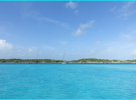 The Exumas ~ Norman's Cay