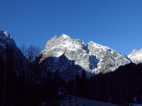 La Ciadin de la Neve dans les Cadini di Misurina