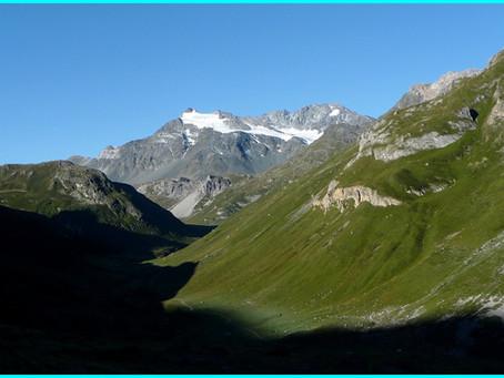 Tour des glaciers de la Vanoise #2 Du Refuge du Roc de la Pêche au Refuge de la Valette / art 208
