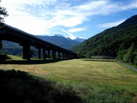 Sur la Via Francigena en Italie