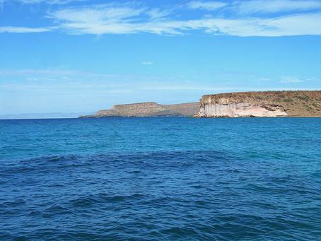 En mer de Cortés ~ De Puerto Balandra à la Caleta Partida