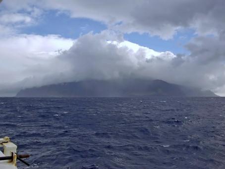 Atlantic Odissey ~ Tristan da Cunha #1